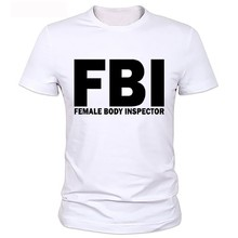 FBI T-Shirt Compression 2016  3D T Shirts hommes Anime T-shirt Direct manufacturers can provide custom-made picture