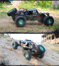 RC Car Original WLtoys K949 1/10 2.4Ghz RC Remote Control Truck Dirt Drift Car 4WD RC Climbing Short Course RTF 30KM/H