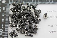 10PCS/LOT  6*6*10.5 micro switch touch switch button switch  Yu Electronic integrated circuit