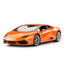 Rastar Licensed 1:14 Lamborghini eletric toys Huracan LP610-4 radiocontrol with USB charging 70860(China)