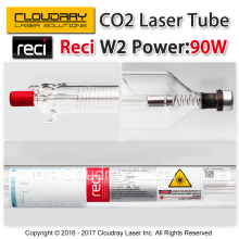 90W 100W reci co2 laser tube(China)