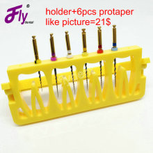 Dental Root Canal Files Holder protaper stand Endodontic files holder K files H files autoclave sterilization(China)