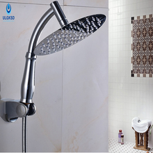 ULGKSD Shower Set Faucet Widespread  8''Rainfall Shower Head  shower Faucets Hot and Cold Mixer Taps