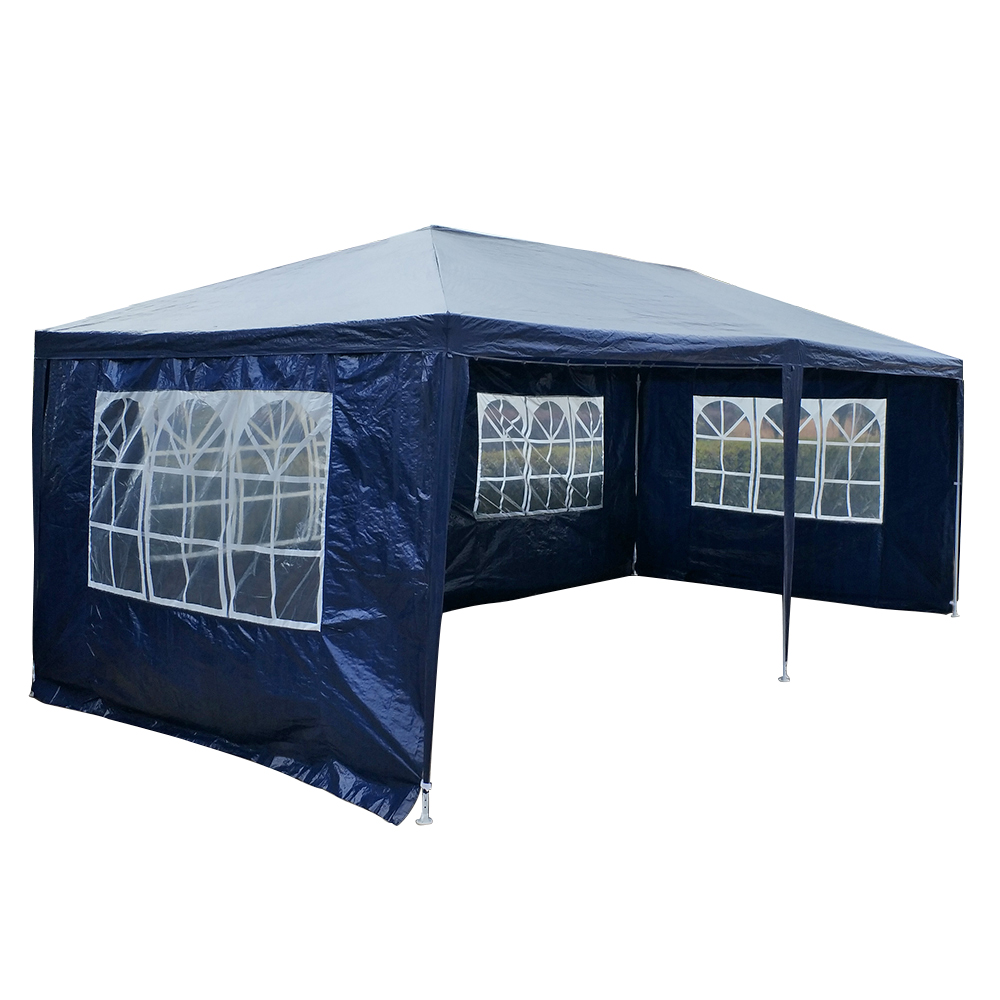 3M x 6M Waterproof Outdoor Wedding Party Cover Garden Gazebo Marquee Canopy Tent