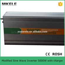MKM5000-481G-C modified sine wave inverter 48vdc to 110vac inverter 5kw power inverter 5000 watt rechargeable power inverter