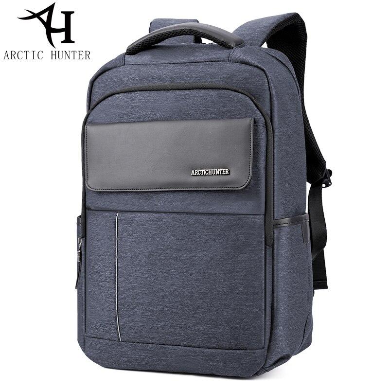 ARCTIC HUNTER Large Capacity Laptop Backpack 14-15 Inch Notebook Computer Bags Men Backpack School Rucksack Women<br>
