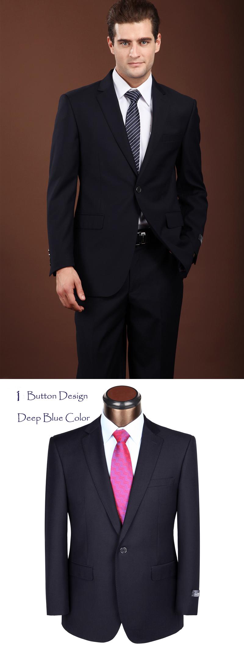 formal suits blue (2a)