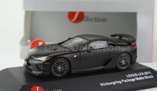 Matte Black 1/43 Scale LEXUS LFA 2011 Coupe Luxury Sport Car Collection Diecast Model Car Aluminum Miniatures