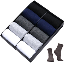 WARBOYS 10 pairs/lot Men Socks Brand Tube Classical Long Dress Cotton Socks Dress Business Casual Breathable Men's Socks NO BOX