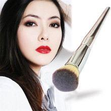 Excellent Quality Makeup Cosmetic Brushes Kabuki Face Blush Brush Powder Foundation Tool eyeliner Anne