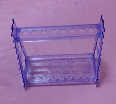 ONE PC can hold 18tubes plastic pipette stand tube holder<br>