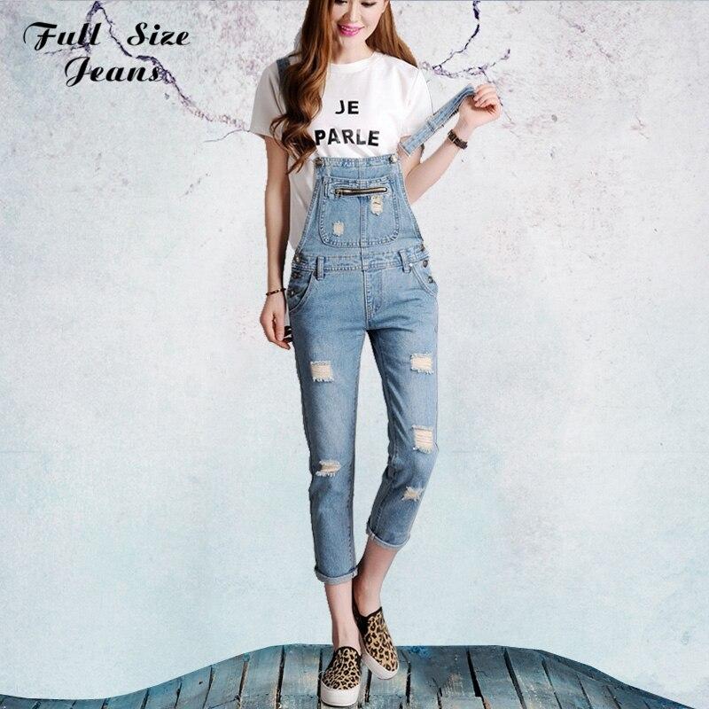 Summer Plus Size Light Blue Capri Denim Overalls Romper Jeans 20 22 Femme Elegant Women Ripped Skinny Jeans Jumpsuit 4Xl XXS 6XlОдежда и ак�е��уары<br><br><br>Aliexpress