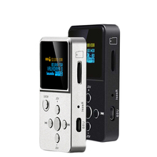 Original XDUOO X2 Professional MP3 HIFI Music Player with OLED Screen Support MP3 WMA APE FLAC WAV Format Free Shipping