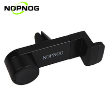 NOPNOG 360 Degree Rotable Universal Air Vent Holders for iPhone Cell Phone Accessories Car Mount Smartphone Support Stand Holder(China)