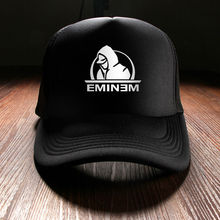 New 2017 Unisex Fashion Metal Mulisha Printed Eminem Rock Band Mens Hats And Snapback Baseball Caps Brand For Women Punk(China)