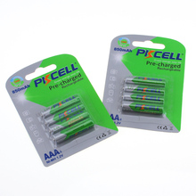8Pcs/set PKCELL Battery AAA Pre-charged NIMH 1.2V 850mAh Ni-MH 3A Rechargeable Batteries Up to 1000mAh Russian Orthodox Easter