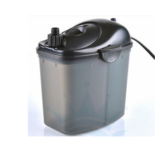 200L/Hour Marine Coral Reef Fish Turtle Aquatic Plant Aquarium Tank Super Quiet Water Filter Canister