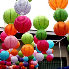 10pcs/lot 40cm Largest Lantern Design Holding for Led Lamp Chinese Traditional Tissue Paper Lampion Hanging Kid DIY Pattern Gift(China)