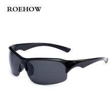 ROEHOW Sport Sunglasses Men Brand Designer UV400 Protection Sun Glasses Outdoor Cool Goggles Oculos