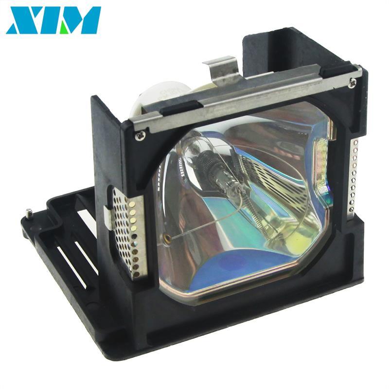 610 314 9127/POA-LMP81 Bare Lamp With Housing For Sanyo PLC-XP51, PLC-XP5100C, PLC-XP56 Projectors<br>