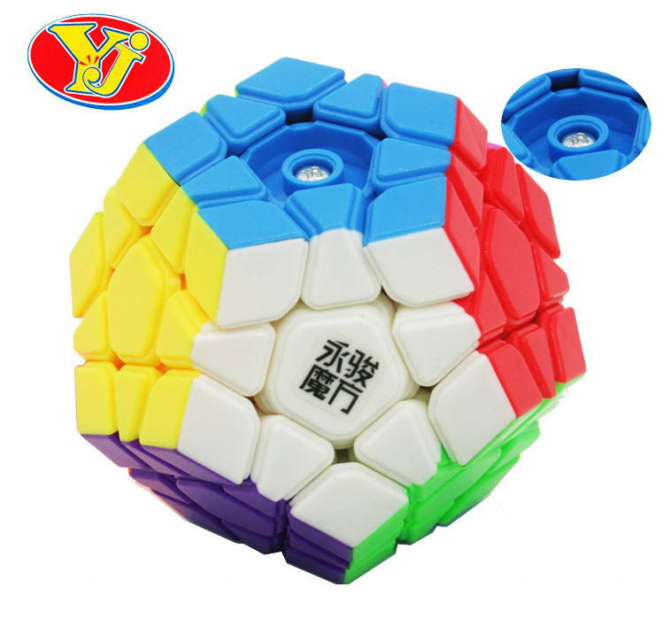 3D IQ Magic Cube Puzzle Logic Mind Brain teaser Educational Puzzles Game Toys for Children Adults 45