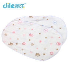 Hot Sell Fashion Baby Print Sweatbands for summer Breathable Kid Suit Bamboo Unisex Child Bibs(China)