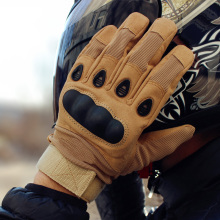 Hot Sale Quality Motorcycle Gloves Full Finger Outdoor Sport Racing Motorbike Motocross Protective Gear Breathable Glove For Men