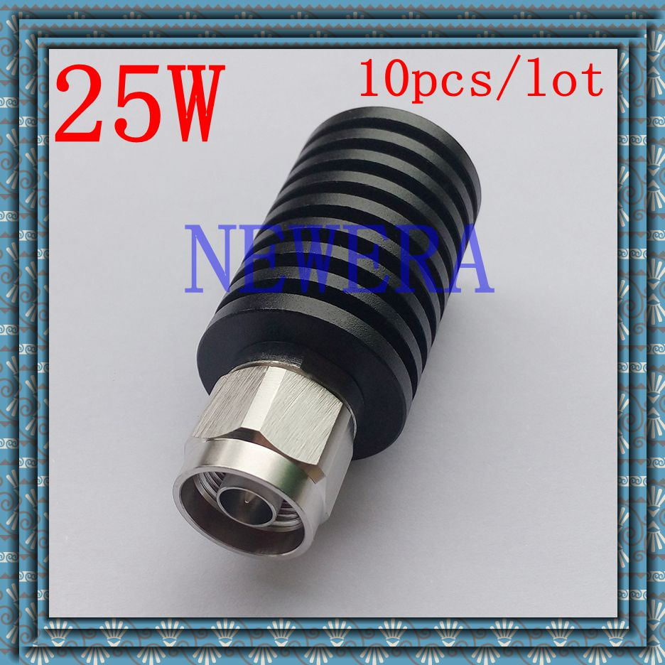 10pcs/lot  N 25W connector male head dummy load 50ohm DC-3GHz free shipping<br><br>Aliexpress