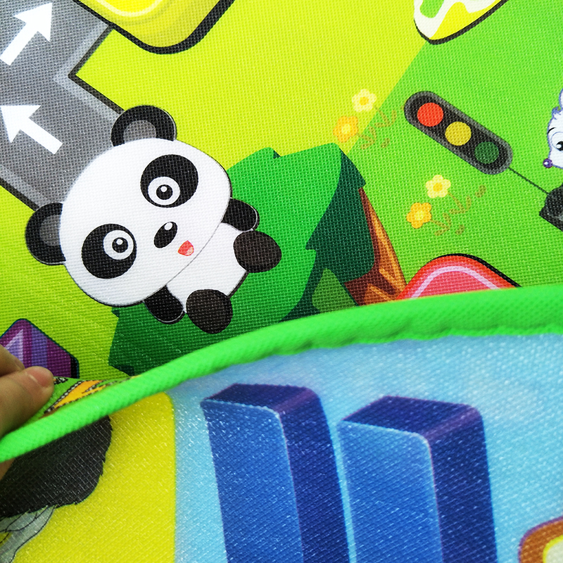 0.5cm Double Side Baby Play Mat Eva Foam Developing Mat for Children Carpet Kids Toys Gym Game Rug Crawling Gym Playmat Gift 23