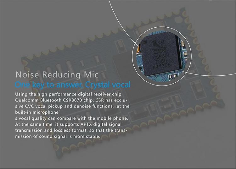 XDUOO XQ-23 Bluetooth CSR8670 APTX WM8955 DAC Power Amplifier_06