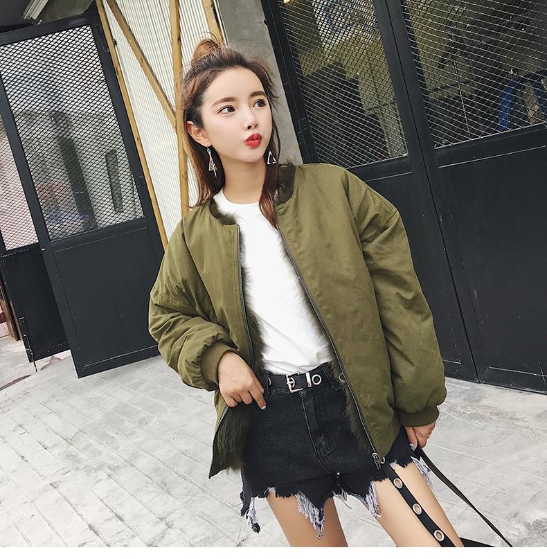 new styles fox fur jacket for women (27)