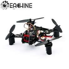 Hot New Eachine BAT QX105 w/ AIOF3_BRUSHED OSD 600TVL CAM 1020 Motor Buzzer Micro FPV Racing Quadcopter BNF(China)