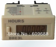 Mini digital counter meter ZYL03(DHC3L) 99999.9h