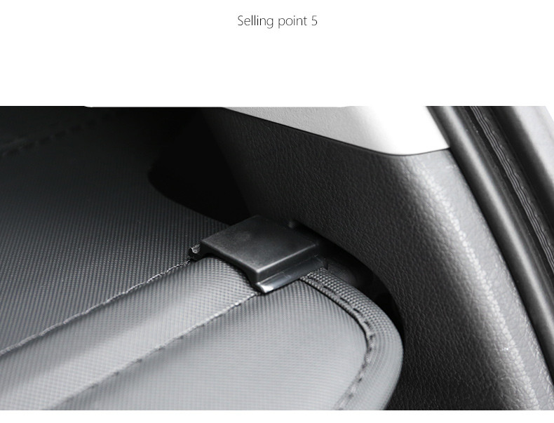 rear parcel shelf 2007-2016 FOR Mitsubishi Outlander  trunk cover material curtain rear curtain retractable spacer 13 (12)