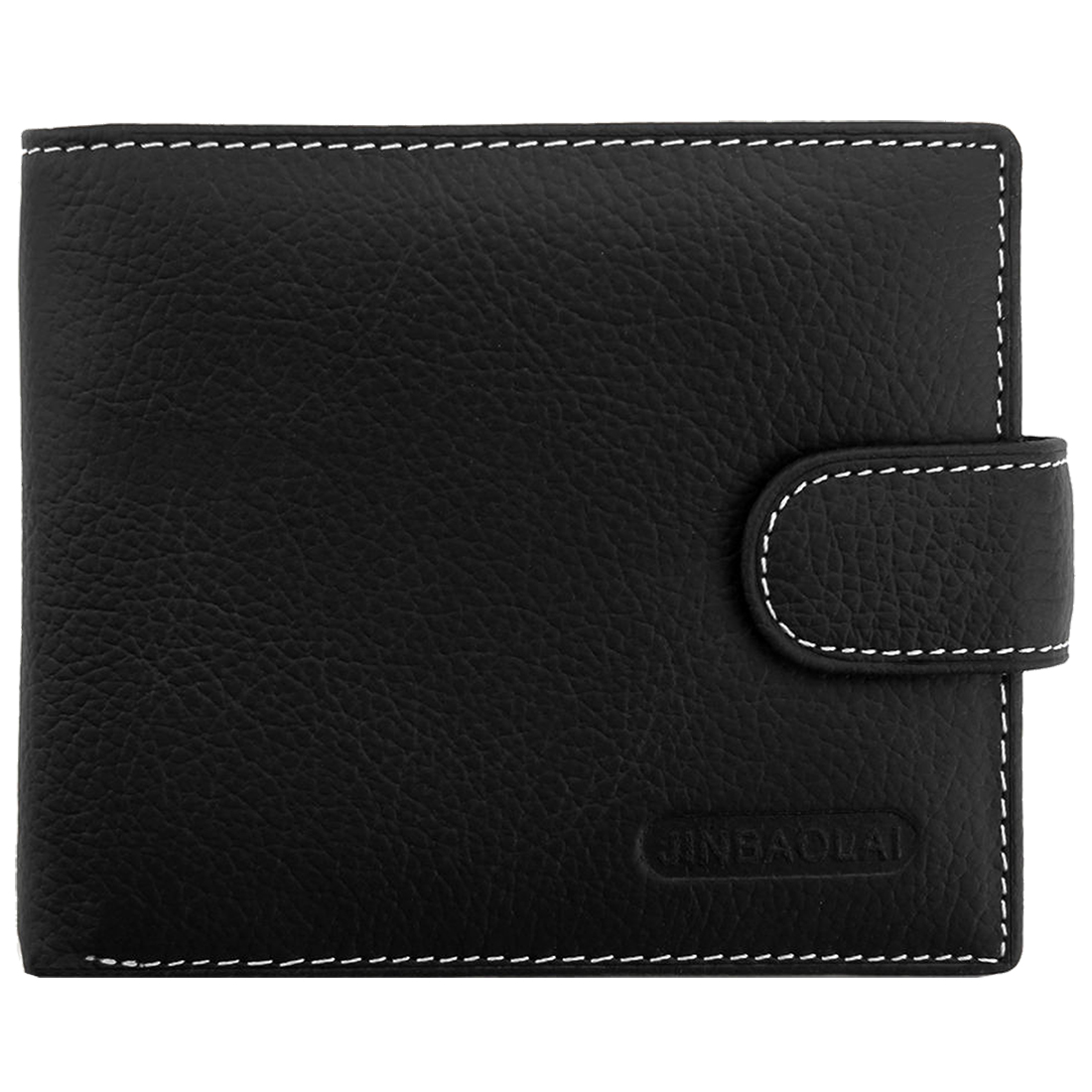 SCYL JINBAOLAI Black Mens Luxury Soft Business Leather Bifold Wallet Credit Card Holder Purse<br><br>Aliexpress