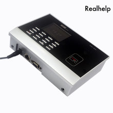 New Firmware Excellent Expandability RFID Time & Attendance Terminal Card non-Touch Verification Device M200Plus Biometric clock