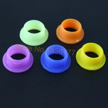 5pcs/Lot Engine Silicone Exhaust Pipe Seal For RC Nitro Power Car Truck Buggy Truggy Parts For HSP Himoto etc.(China)