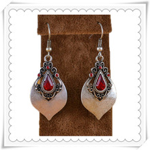 New Vintage jewellery  tibetan silver retro drop earring  wholesale nice gift for women girl (mix order) E765