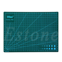 A4 PVC Self Healing Cutting Mat Multifunction Craft Quilting Grid Lines Printed Board 30x22CM(China)