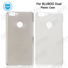 Bluboo Dual Plastic Hard Case Protective Back Cover Original Cell Phone Case For Bluboo Dual Cellphone Free Shipping