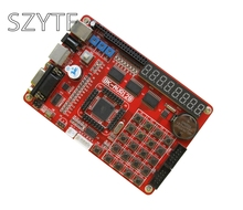 Red crown Specials AVR development board ATMEGA128 learning board experiment board super cost-effective