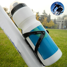 750ml Portable Leak-proof Sport Kettle Outdoor sport Water Bottle  bicycle cup For Mountain Bike Road Bike