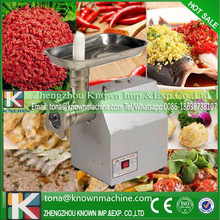Export EU touch-tone stainless steel national meat grinder price with 360 thread ninced principle authentic