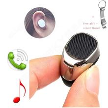 Free shipping! Wireless Headphone Mini Bluetooth Sport Music In-Ear Earbud Headset For i Phone