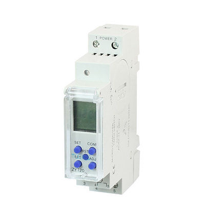 ZYT20 3V CR2032 Button Battery Powered Timer Relay Control Switch 10A<br>