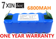 14.4V 6800mAh Li-ion Battery for iRobot 500 510 532 535 540 550 560 562 564 570 580 600 610 625 700 760 770 780  R3 Vacuum clean