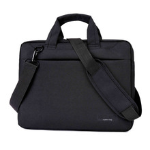 Laptop bag 17.3 17 15.6 15 14 13 12 inch Nylon airbag men computer bags fashion handbags Women shoulder Messenger notebook bag(China)