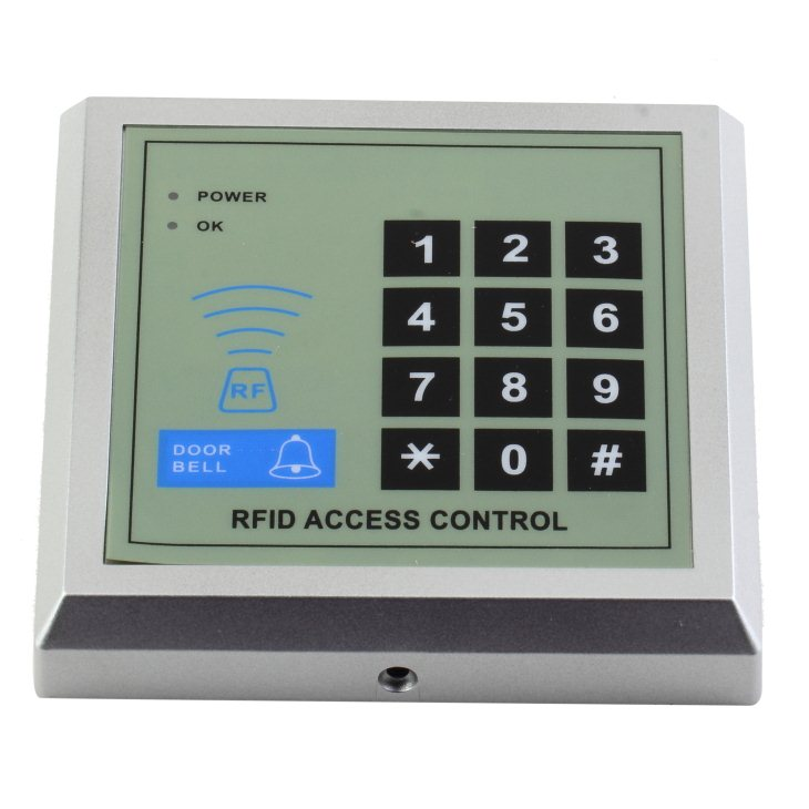 Friendly use Single Door Access Controller with 500 users<br><br>Aliexpress