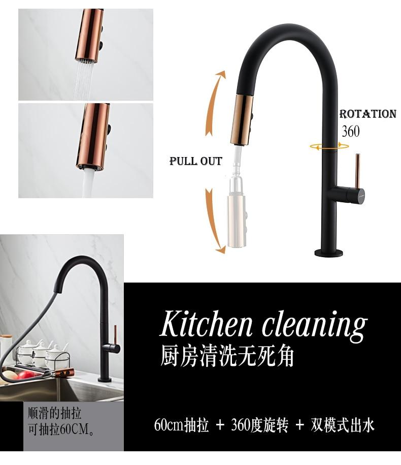 Torneira Modern Clean Luxury
