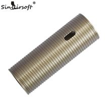 CNC Teflon Coated ALUMINUM Cylinder Type-1 for inner Barrel length 301mm - 400mm Airsoft AEG